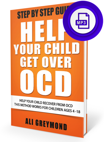Help Your Child Get Over OCD Audio Book