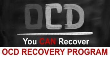 You Have OCD Recovery Program ( Mild Package)